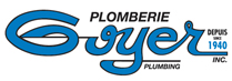 Logo - Plomberie Goyer inc.